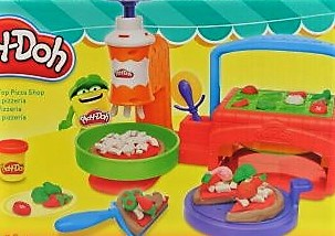 Play Doh Pizzerie