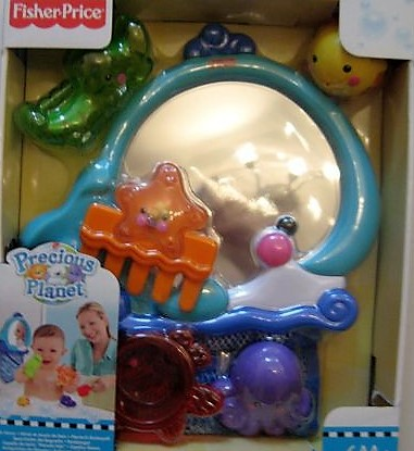 Zrcátko do vany - Fisher-Price